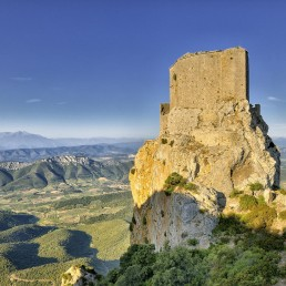 Cathar castles and heritage 1